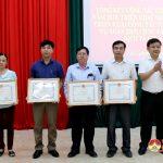 UBND huyện Đô Lương tổng kết công tác chăn nuôi và thú y năm 2018, triển khai công tác tiêm phòng gia súc vụ Xuân năm 2019 và công tác phòng chống dịch tả lợn Châu Phi