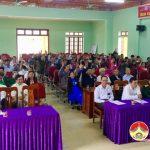 Đại hội MTTQ xã Thuận Sơn nhiệm kỳ  2019- 2024