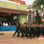 Đô Lương: Ra quân huấn luyện quân sự năm 2019
