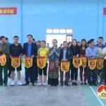 Đô Lương: Khai mạc giải cầu lông cán bộ, công chức, viên chức, người lao động năm 2019