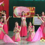Trường mầm non Đông Sơn: Đón nhận bằng công nhận danh hiệu Đơn vị văn hóa