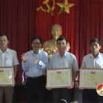 MTTQ huyện tổ chức hội nghị lần cuối khóa XV, nhiệm kỳ 2014- 2019