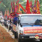 Lễ đón nhận Bằng xếp hạng di tích lịch sử cấp tỉnh nhà thờ họ Nguyễn Đình – Chi 2