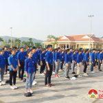 Huyện Đoàn Đô Lương: Kết nạp 380 đoàn viên và tổ chức Ngày hội Đoàn viên tại khu di tích lịch sử Truông Bồn