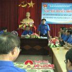Ban LL Hội cựu cán bộ Đoàn tổ chức gặp mặt cán bộ đoàn qua các thời kỳ