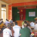 Xã Thuận Sơn khai giảng lớp sơ cấp nghề bảo vệ thực vật