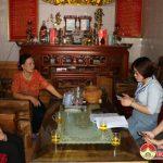 Xã Đặng Sơn thực hiện tổng điều tra dân số và nhà ở năm 2019