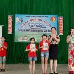 Đô Lương-  Xây dựng văn hóa đọc trong trường học