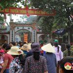 Xã Trù Sơn, Đô Lương tổ chức lễ hội đền Hội Thiện.