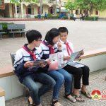 Gặp gỡ 3 gương mặt huy chương Bạc tại kỳ thi giải toán bằng tiếng Anh Hà Nội mở rộng