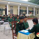 Sư đoàn 324: Tổ chức lễ ra quân tổng điều tra dân số và nhà ở năm 2019