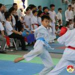 Các trận đấu Karate do diễn ra hấp dẫn