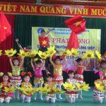 Đô Lương: Tổ chức lễ phát động chiến dịch truyền thông dân số năm 2019