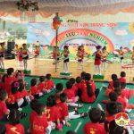 Trường mầm non Tràng Sơn giao lưu trải nghiệm Bé vui khỏe – Bé tài năng