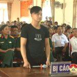 Tòa án nhân dân huyện xét xử lưu động tại xã Lam Sơn