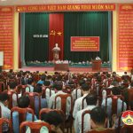 UBND huyện Đô Lương: Triển khai kế hoạch sản xuất hè thu – mùa năm 2019