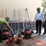Đô Lương: Tích cực phòng chống cháy rừng