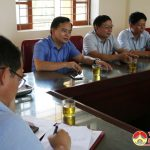 Huyện Đô Lương tổ chức kiểm tra kỷ cương kỷ luật hành chính