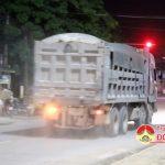 Đô Lương báo động tình trạng xe quá khổ, quá tải ở Đô Lương