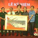 Lễ kỷ niệm 54 năm ngày Truyền thống Trung đoàn phòng không 222 Ba Đình (22/4/1963 – 22/4/2019).