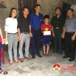 Nhóm Đô Lương chia sẻ yêu thương tặng 6 triệu đồng cho 2 học sinh bị bệnh hiểm nghèo và có hoàn cảnh khó khăn