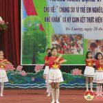 Đô Lương tổ chức lễ phát động tháng hành động vì trẻ em năm 2019