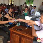 Ngân hàng CSXH Đô Lương:  Giải ngân 1,2 tỷ đồng  vốn nước sạch
