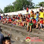 Đô Lương –Sổi nổi các lớp năng khiếu bóng đá cho trẻ dịp hè
