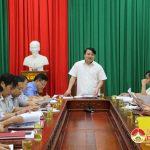 UBND huyện đánh giá kết quả xây dựng Nông thôn mới