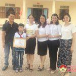 Gặp gỡ Á quân kì thi Đình trạng nguyên tiếng Việt  cấp quốc gia.