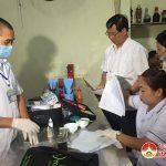 Thị trấn Đô Lương: Ra quân kiểm tra an toàn vệ sinh thực phẩm