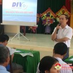 Chi nhánh Bảo hiểm tiền gửi Việt Nam khu vực Bắc Trung Bộ: Tuyên truyền chính sách Bảo hiểm tiền gửi tại xã Nghệ An.