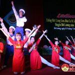 Bế mạc liên hoan tiếng hát Làng sen – Dân ca Ví, Giặm Nghệ Tĩnh Huyện Đô Lương năm 2019