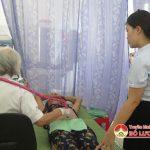 Đô Lương tổ chức khám miễn phí cho 80 thành viên quỹ TYM