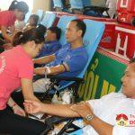 Đô Lương:  500 người tham gia hiến máu tình nguyện