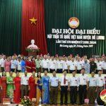 Đại hội đại biểu mặt trận Tổ quốc Việt Nam huyện Đô Lương lần thứ XVI nhiệm kỳ 2019 – 2024