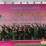 Đô Lương: Trung tâm văn hóa thể thao và truyền thông đạt nhiều giải cao trong Lễ hội Làng Sen năm 2019