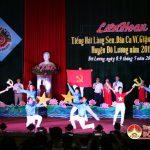 Đô Lương khai mạc liên hoan tiếng hát Làng sen và dân ca ví, giặm năm 2019