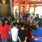 """Nhóm """" Đô Lương chia sẻ yêu thương"""": Tổ chức hành trình tri ân, trao vòng tay yêu thương cho trẻ em mồ côi."""