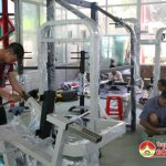 Trung tâm Văn hóa , Thể thao và Truyền thông phối hợp với trung tâm thể thao AN GIM   mở các lớp luyện tập thể thao.