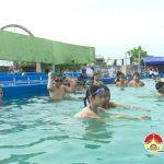 Đô Lương: Nâng cao kỹ năng phòng chống đuối nước cho trẻ em