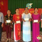 """Xã Bồi Sơn:  Kỷ niệm 18 năm thành lập ngày gia đình Việt Nam, tổ chức hội thi """"An toàn cho phụ nữ và trẻ em"""""""