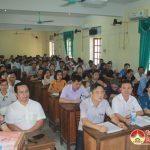 Đô Lương tổ chức tập huấn An toàn thực phẩm cho 33 Xã, Thị Trấn