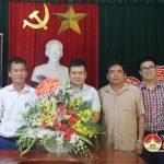 Các đơn vị chúc mừng Trung tâm Văn hóa Thể thao và Truyền thông nhân kỷ niệm ngày Báo chí Cách mạng Việt Nam 21/6