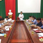 Đô Lương: Hội nghị tổng hợp ý kiến, kiến nghị của cử tri trước kỳ họp thứ 9 HĐND huyện nhiệm kỳ 2016-2021.