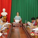 Huyện Đô Lương triển khai chiến dịch hè tình nguyện năm 2019