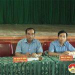 Đại biểu HĐND Tỉnh, Huyện tiếp xúc cử tri xã Yên Sơn