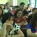 Huyện ủy Đô Lương: Khai giáng lớp sơ cấp lí luận chính trị năm 2019