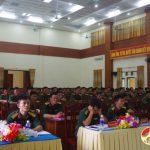 Đảng ủy Sư đoàn 324:Bồi dưỡng đối tượng đảng cho 68 quần chúng ưu tú