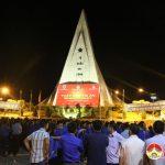 Đô Lương tổ chức lễ thắp nên tri ân các anh hùng Liệt sĩ